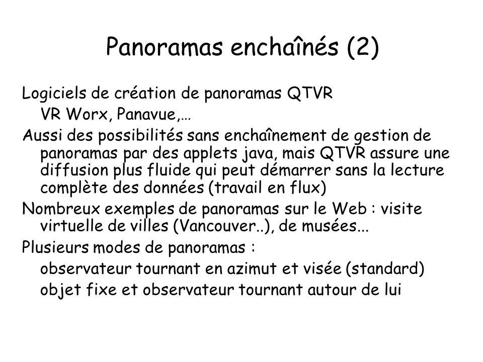Panoramas enchaînés (2)