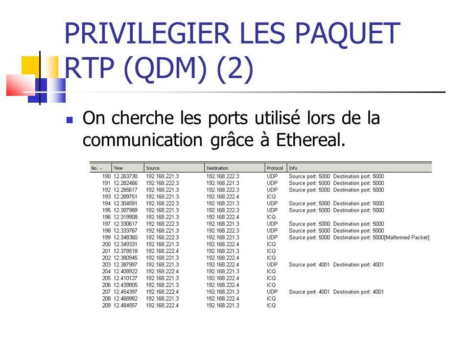 PRIVILEGIER LES PAQUET RTP (QDM) (2)