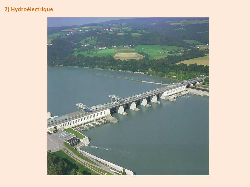 2) Hydroélectrique
