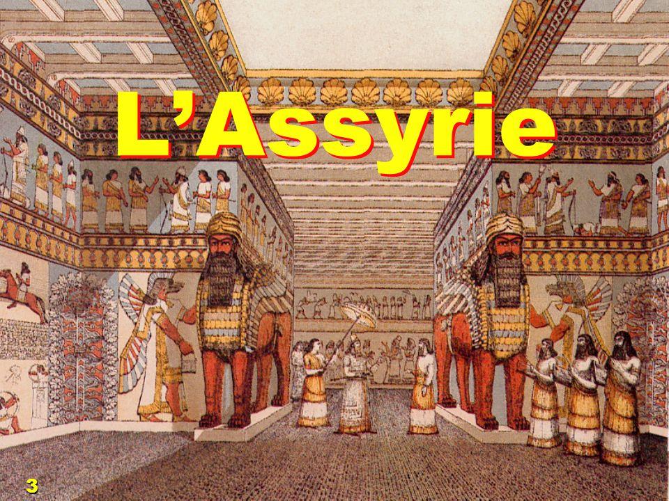 L'Assyrie 3 EZECHIAS: C- L Epreuve 06/04/2017