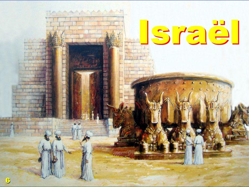Israël 6 EZECHIAS: C- L Epreuve 06/04/2017
