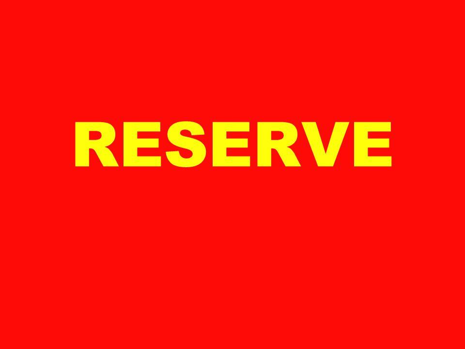 RESERVE EZECHIAS: C- L Epreuve 06/04/2017