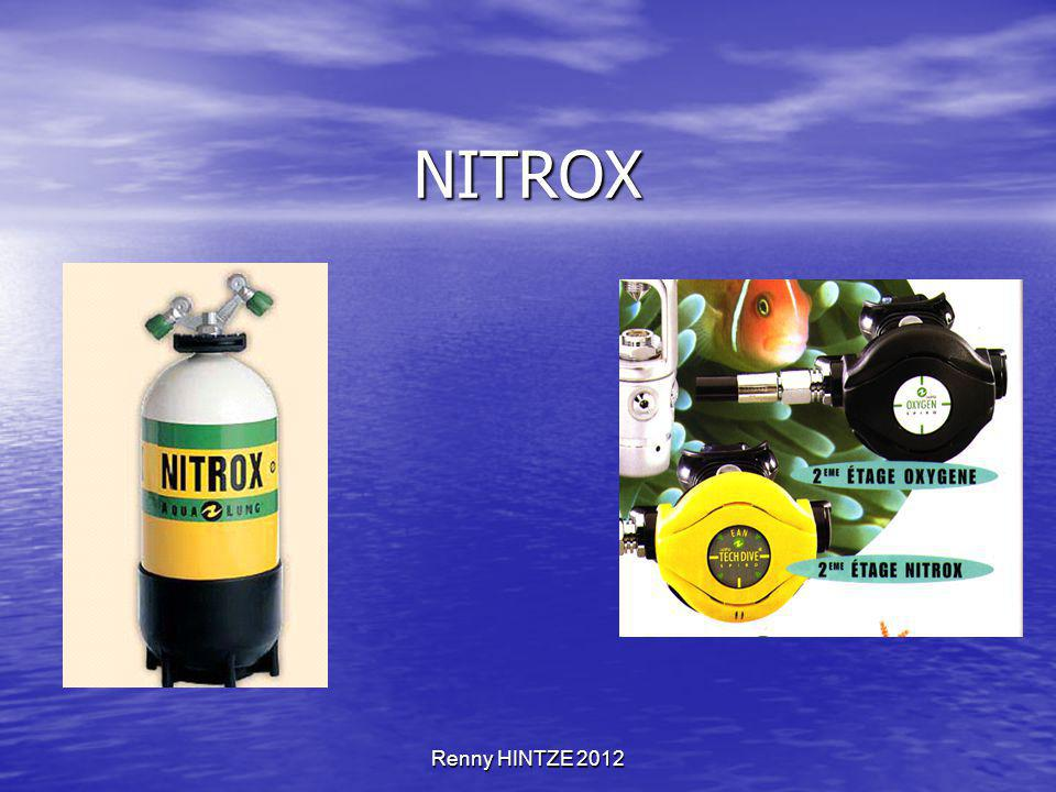 NITROX Renny HINTZE 2012
