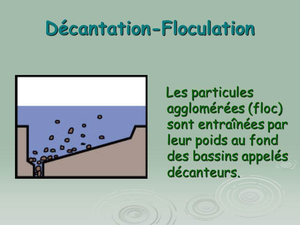Décantation-Floculation