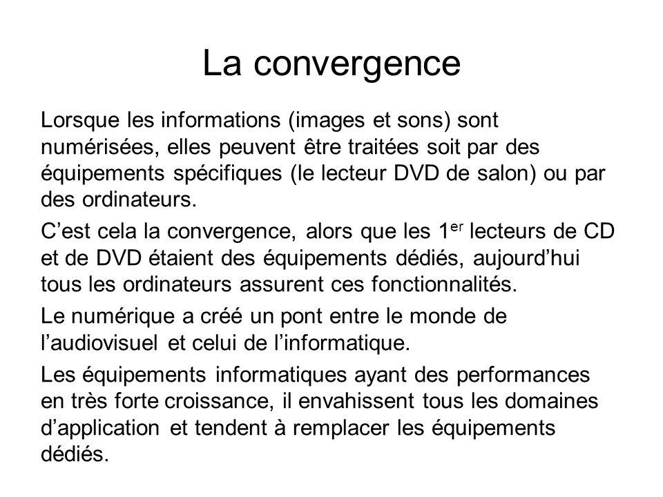 La convergence