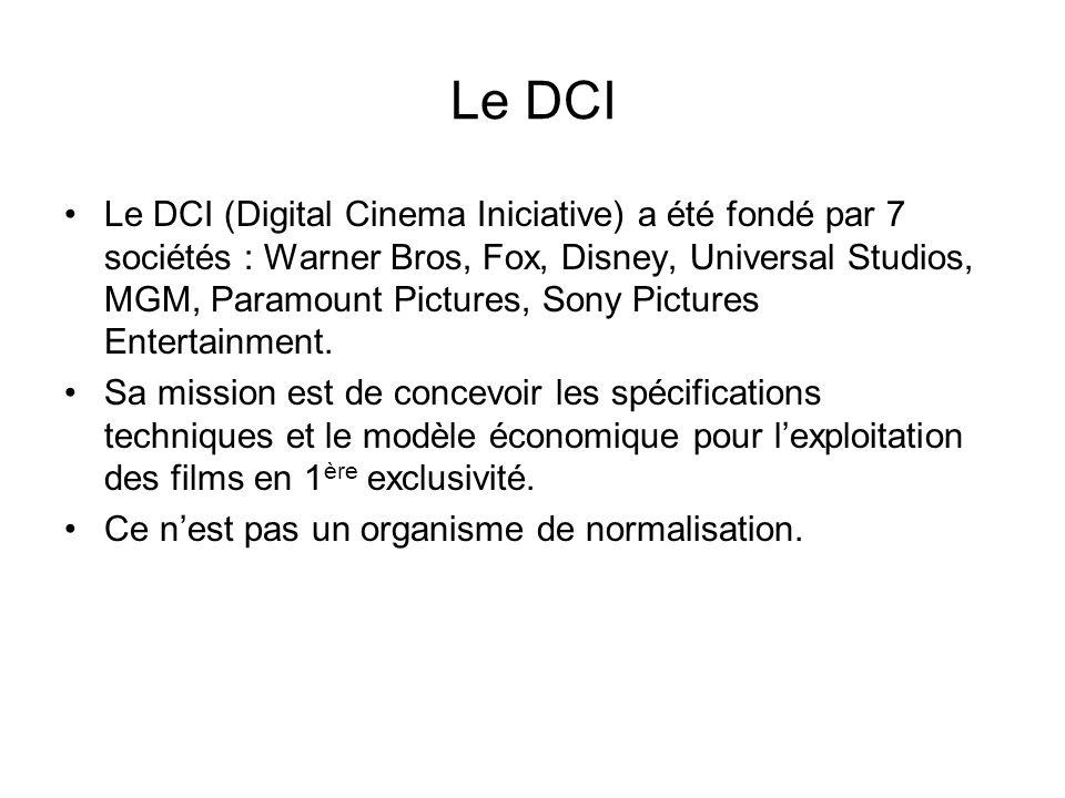 Le DCI