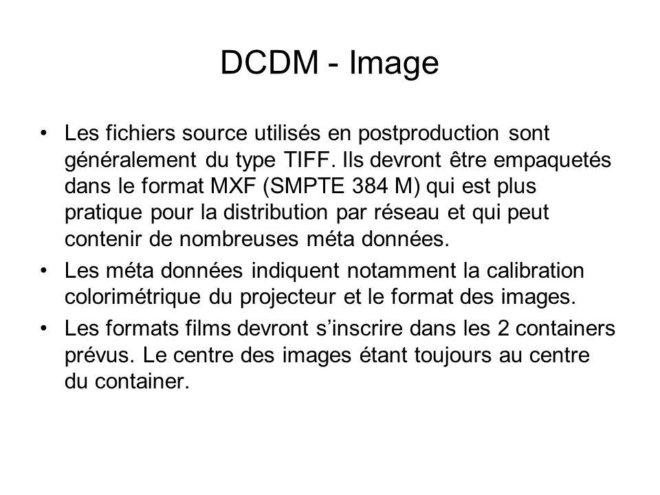 DCDM - Image
