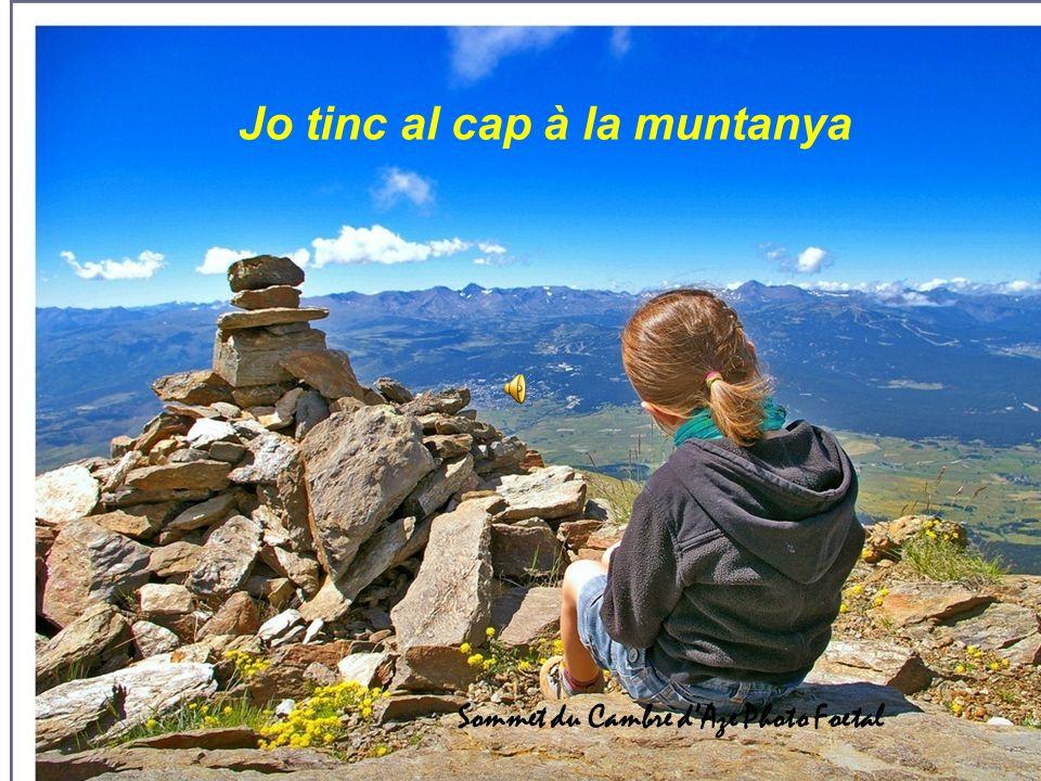 Jo tinc al cap à la muntanya
