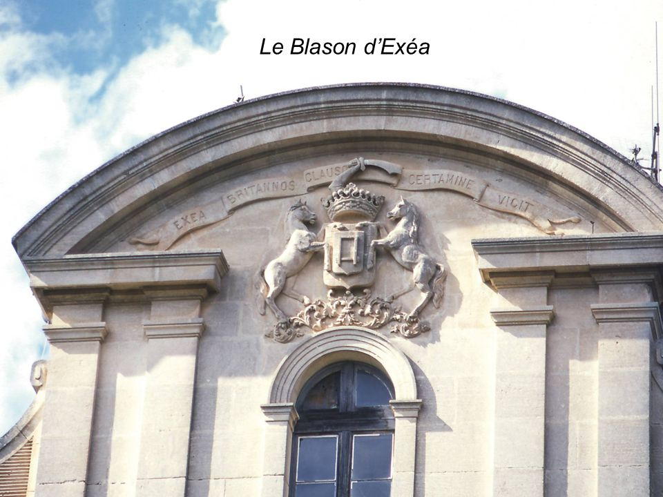 Le Blason d'Exéa