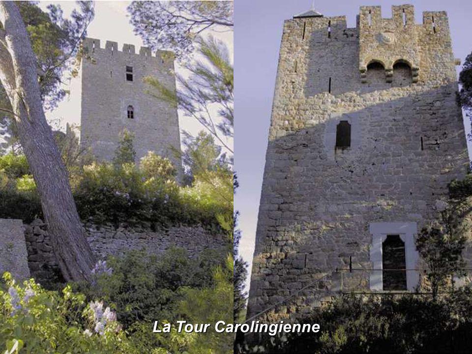 La Tour Carolingienne