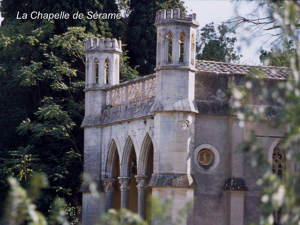 La Chapelle de Sérame