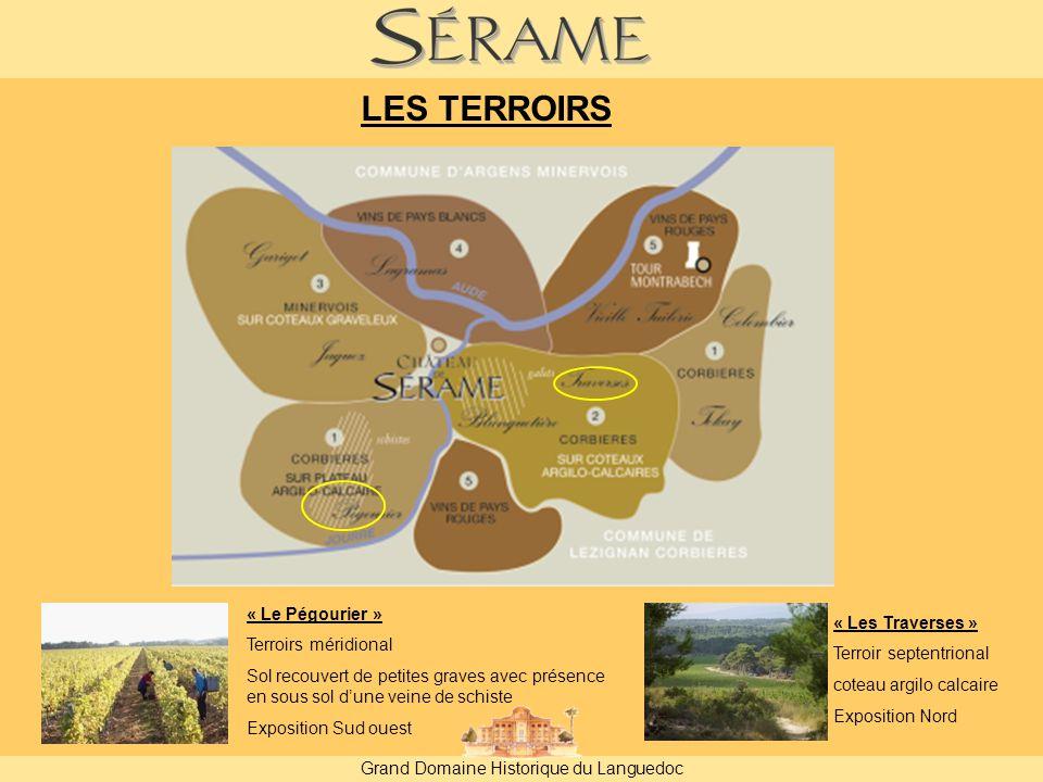 LES TERROIRS « Le Pégourier » Terroirs méridional