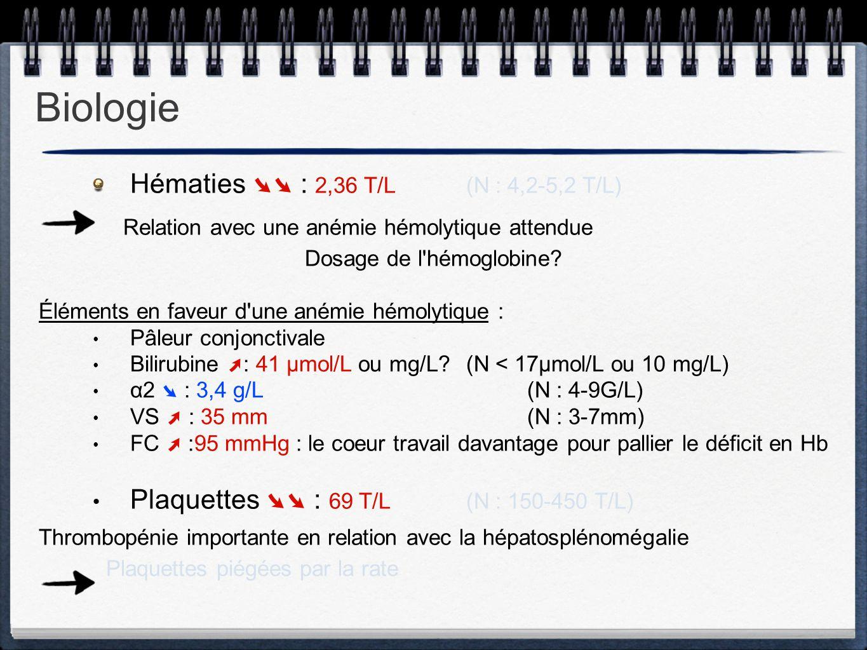 Dosage de l hémoglobine