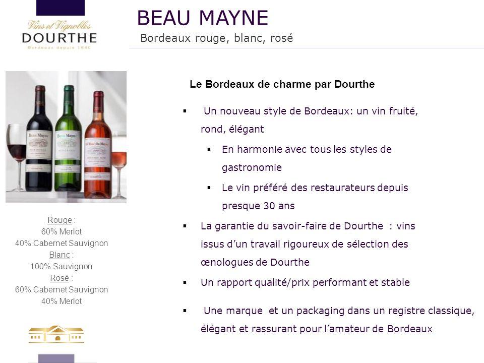 Le Bordeaux de charme par Dourthe