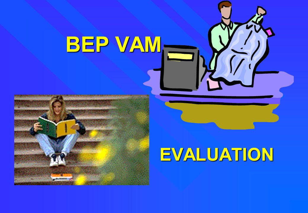 BEP VAM EVALUATION