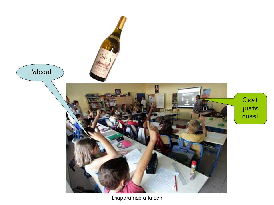 L'alcool C'est juste aussi Diaporamas-a-la-con