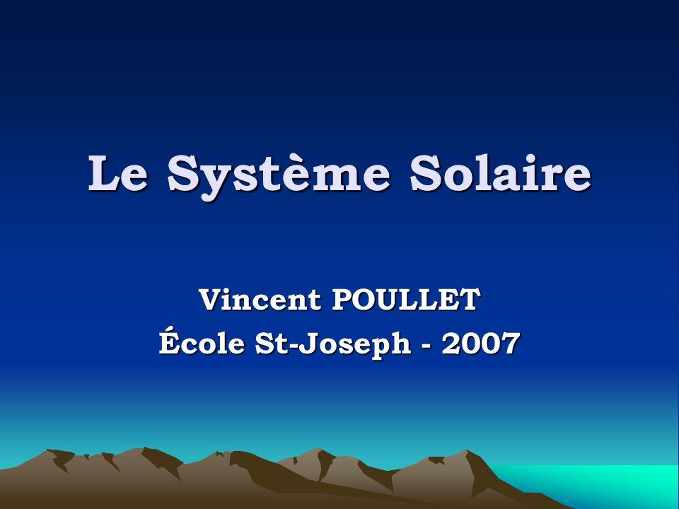 Vincent POULLET École St-Joseph - 2007
