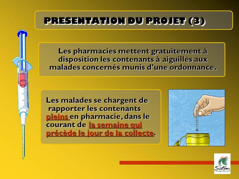 PRESENTATION DU PROJET (3)