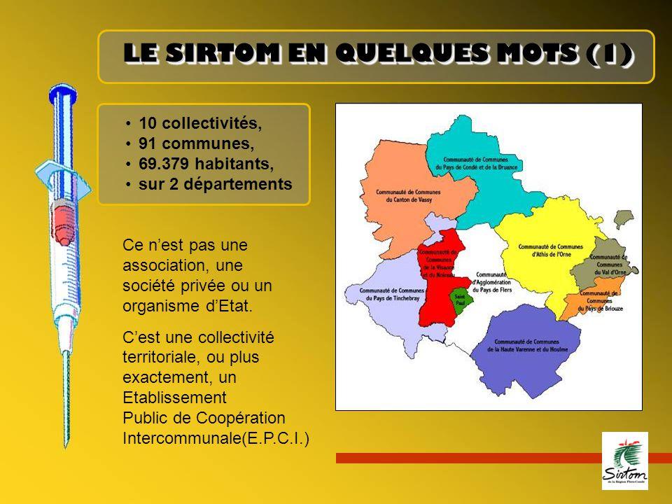 LE SIRTOM EN QUELQUES MOTS (1)