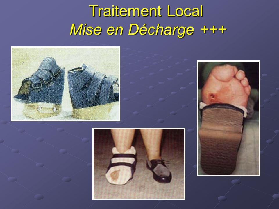 Traitement Local Mise en Décharge +++