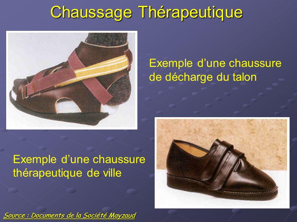 Chaussage Thérapeutique