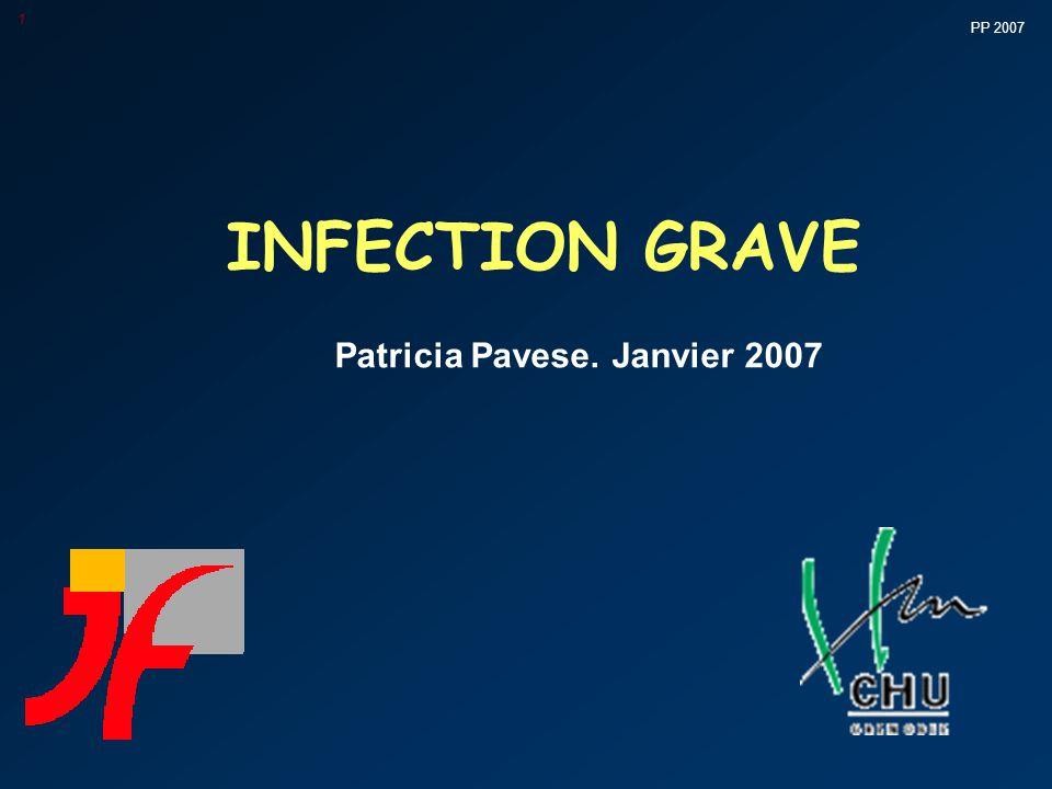 Patricia Pavese. Janvier 2007