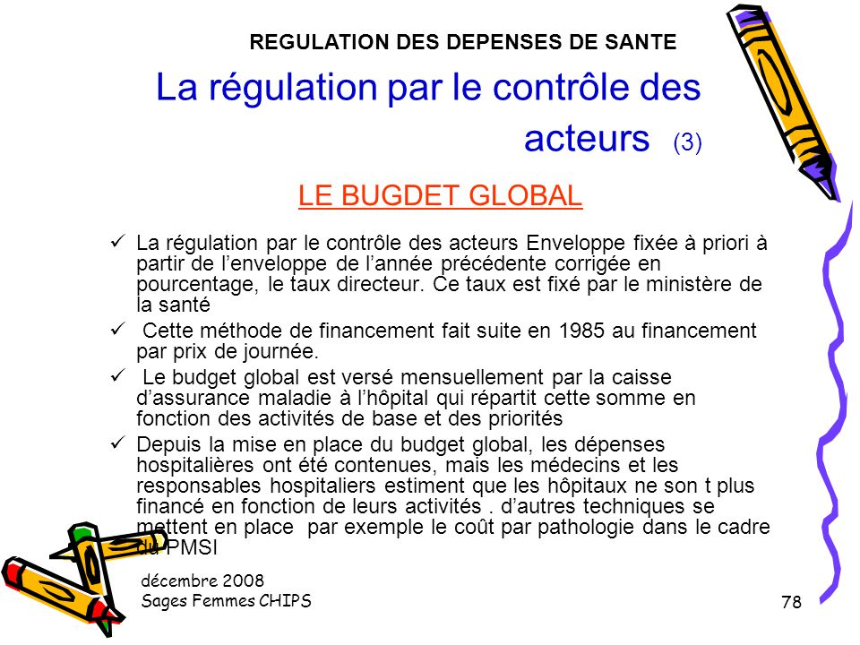 La régulation par le contrôle des acteurs (3)