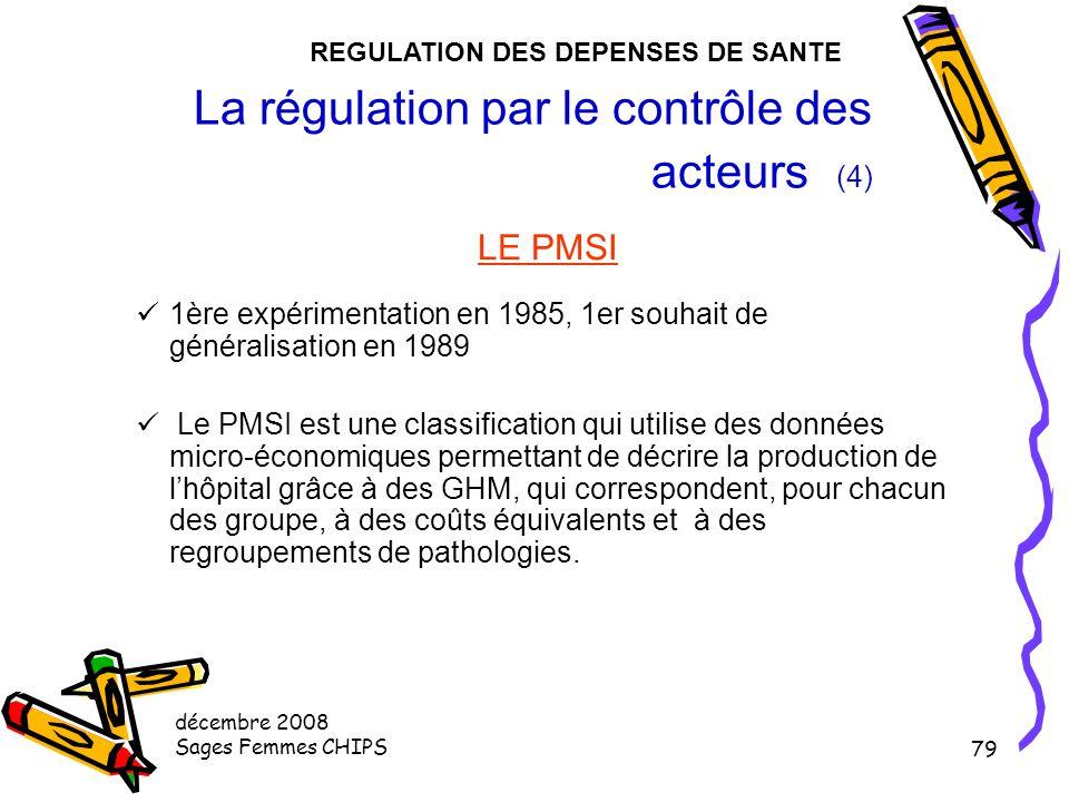 La régulation par le contrôle des acteurs (4)