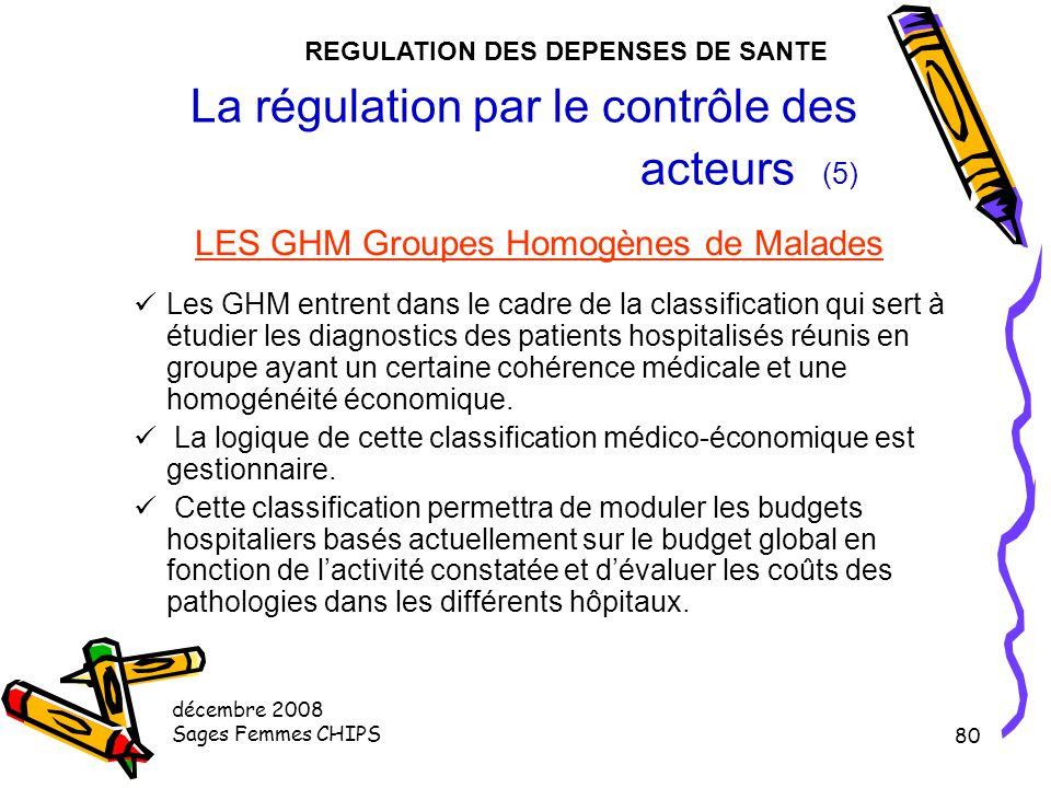 La régulation par le contrôle des acteurs (5)