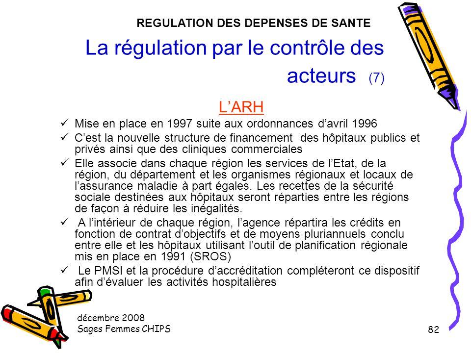 La régulation par le contrôle des acteurs (7)