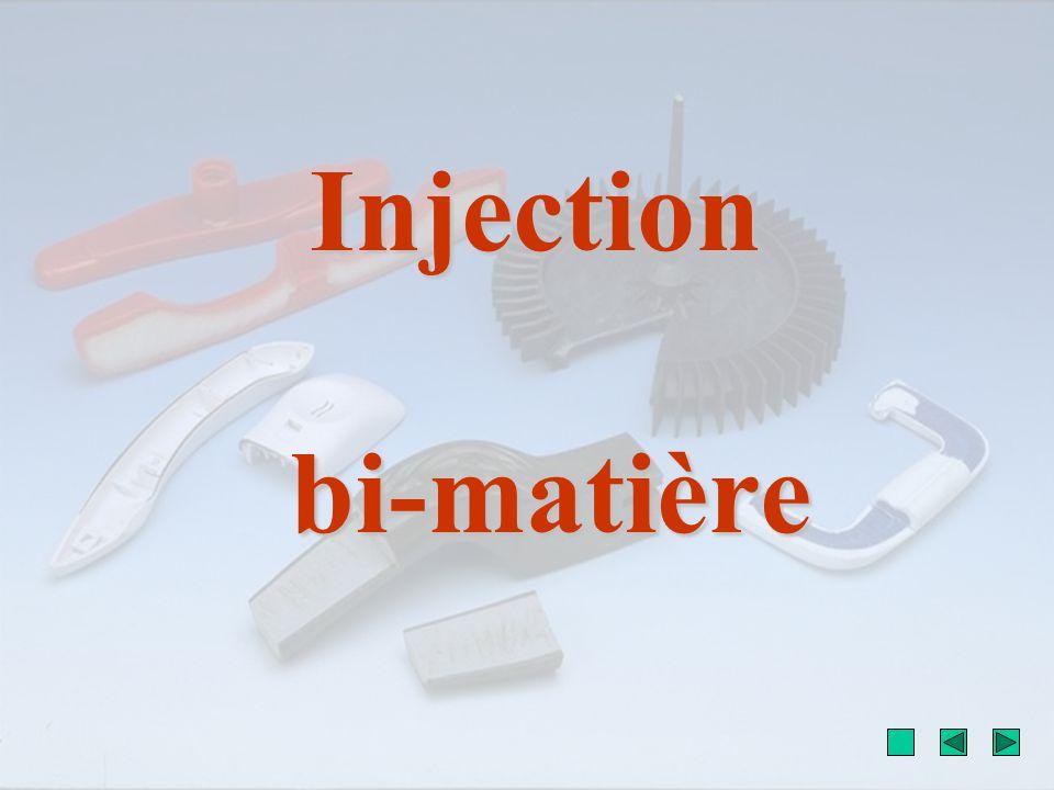 Injection bi-matière