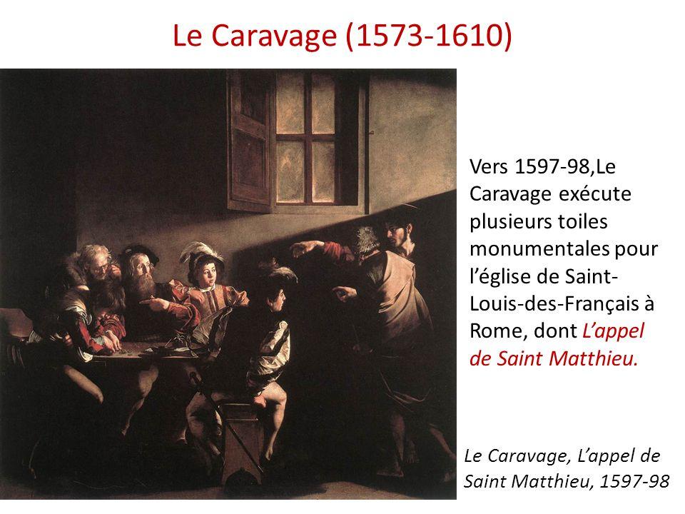 Le Caravage (1573-1610)