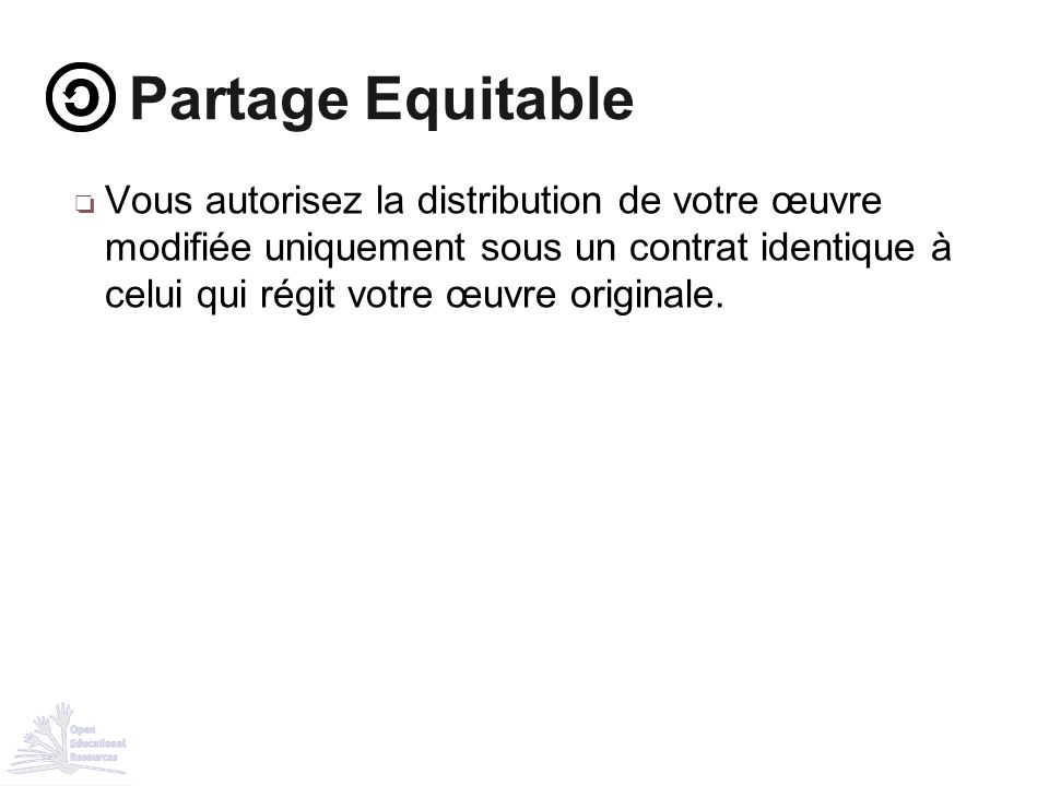 Partage Equitable