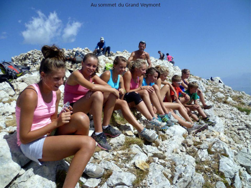 Au sommet du Grand Veymont
