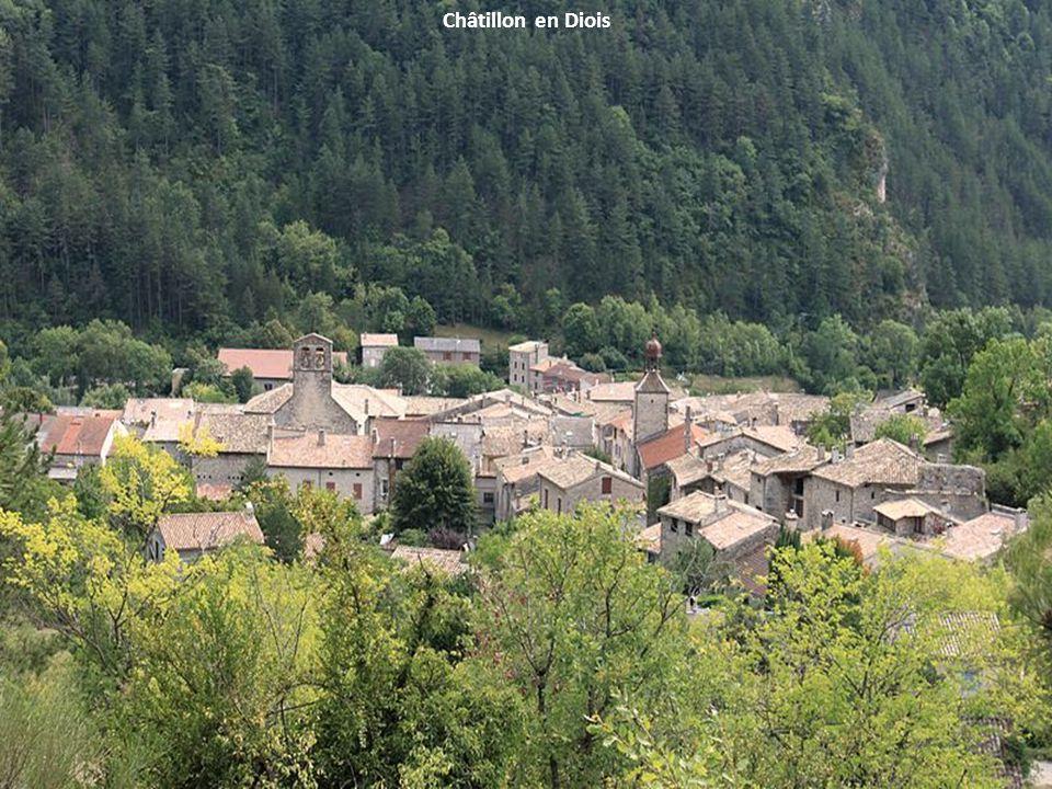 Châtillon en Diois