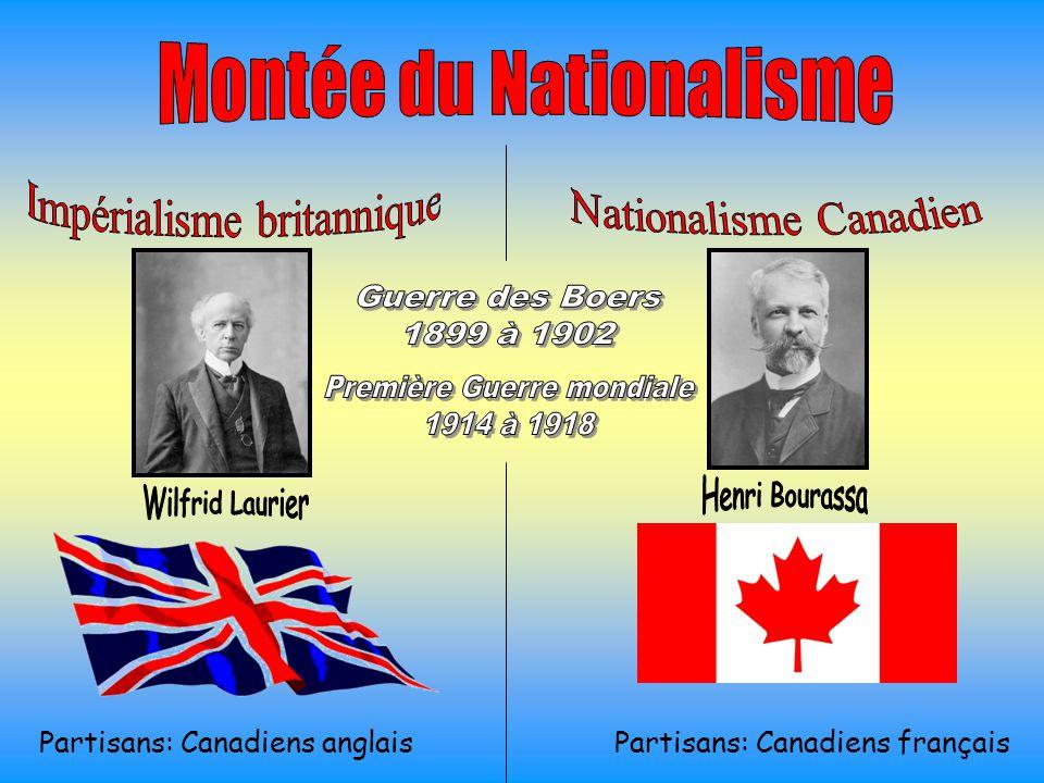 Montée du Nationalisme
