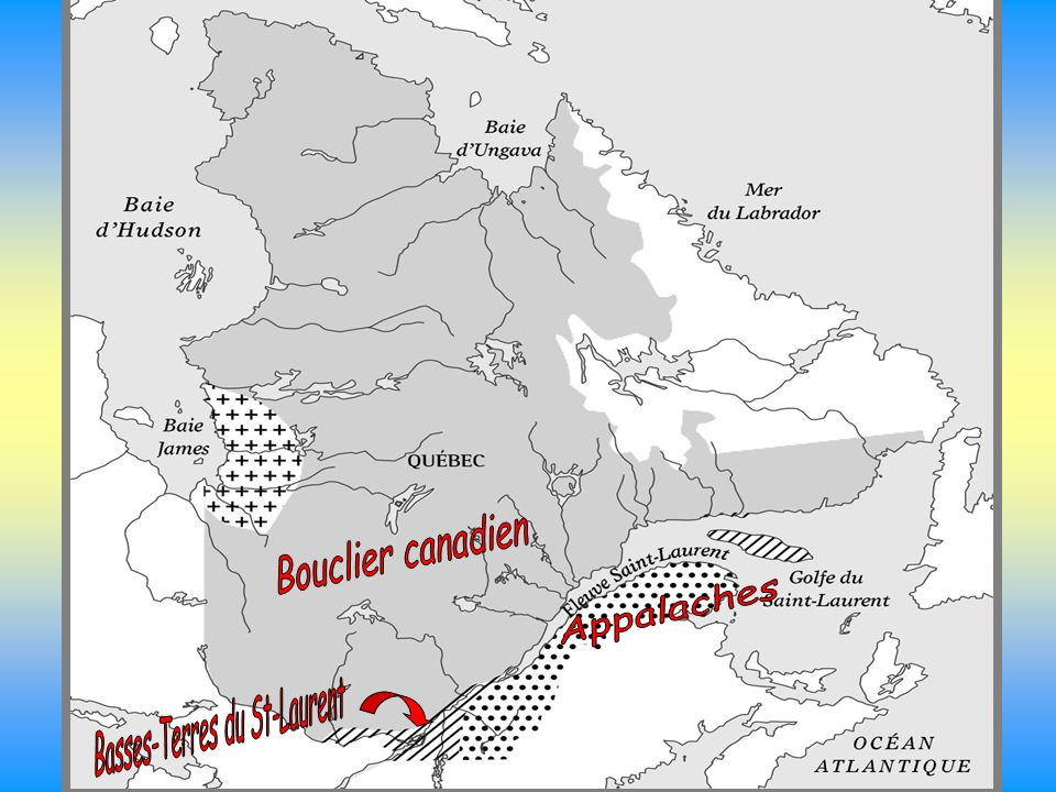 Basses-Terres du St-Laurent