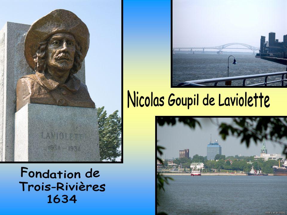 Nicolas Goupil de Laviolette