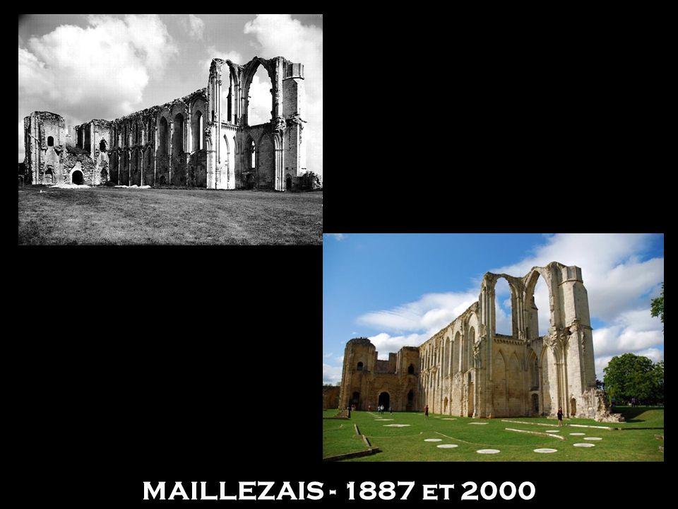 MAILLEZAIS - 1887 et 2000