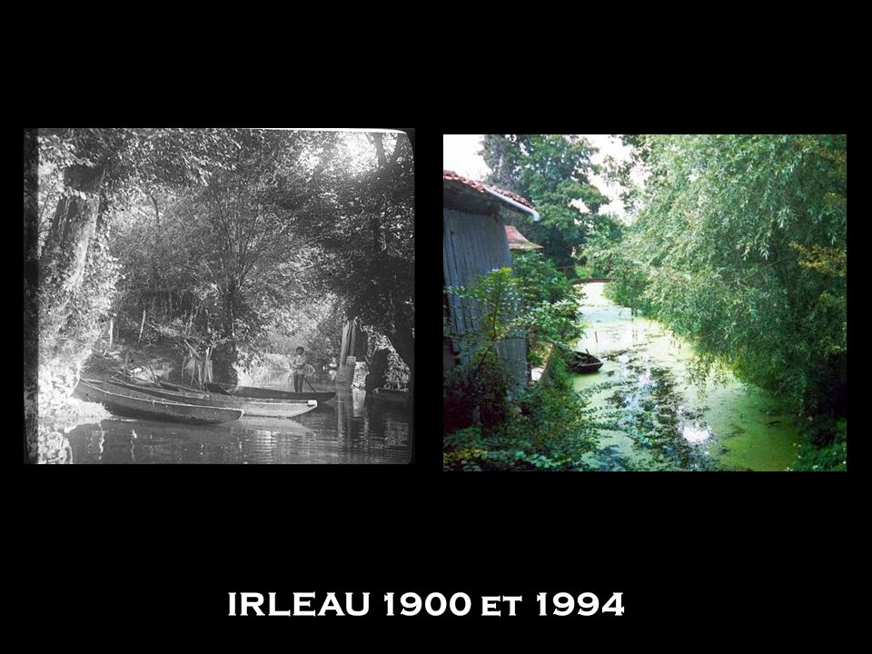 IRLEAU 1900 et 1994