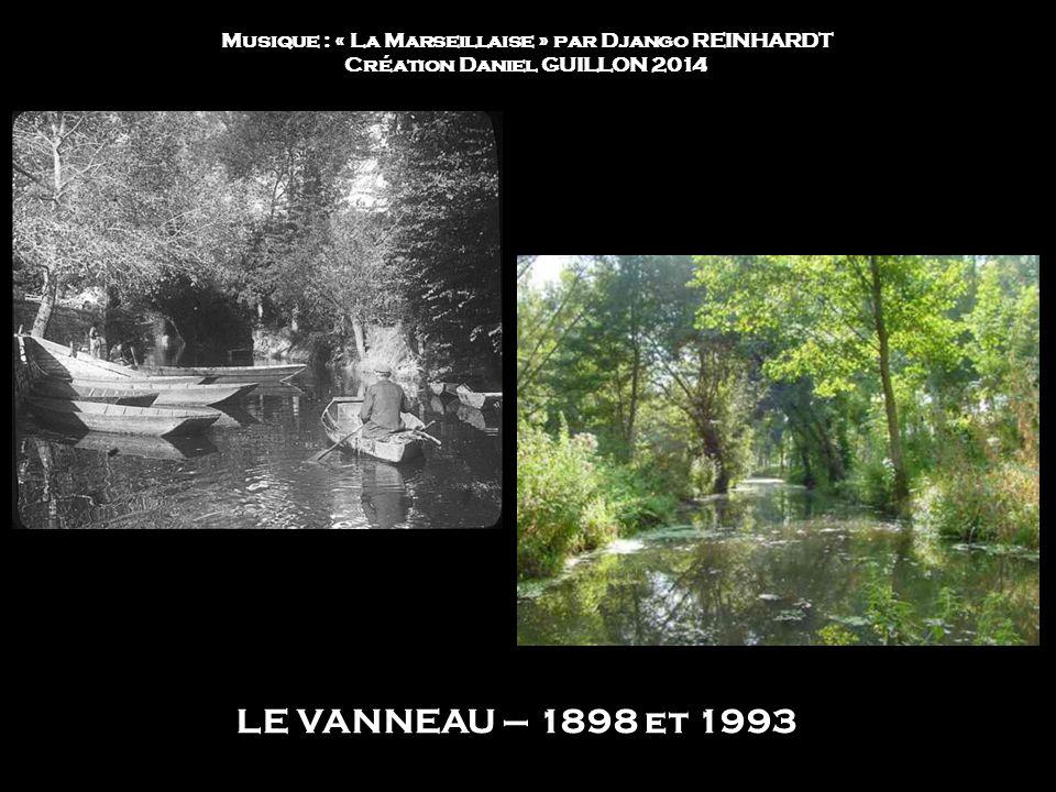 Musique : « La Marseillaise » par Django REINHARDT