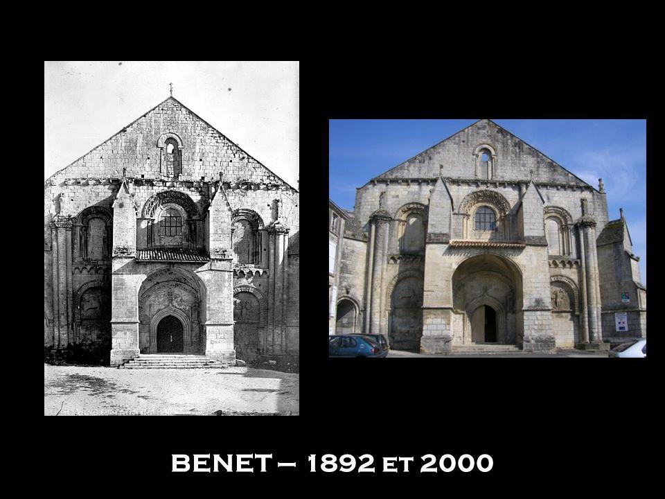 BENET – 1892 et 2000