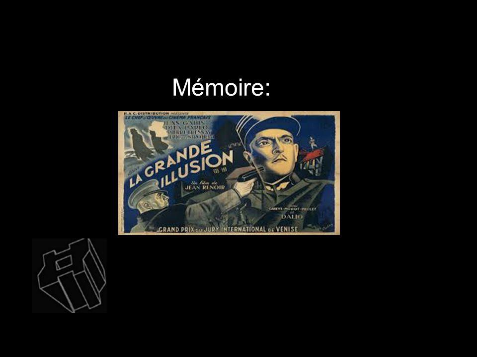 Mémoire: