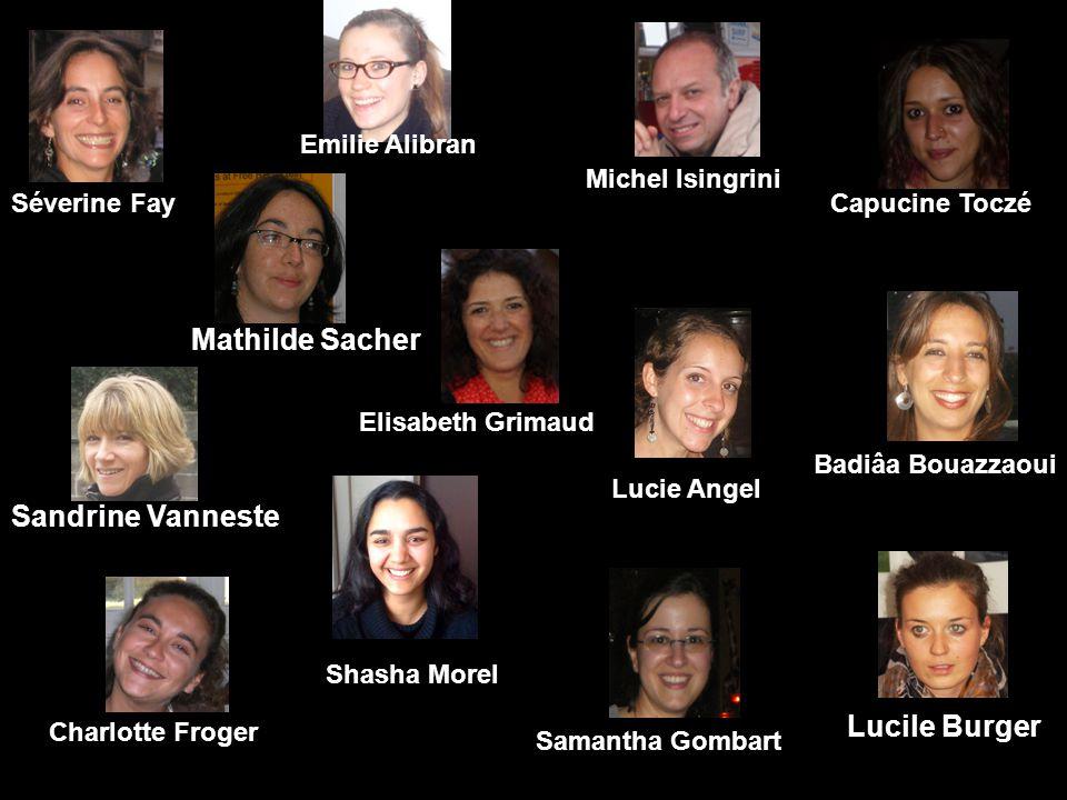 L'équipe « Vieillissement et Mémoire » UMR-CNRS 7295