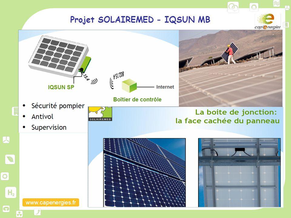 Projet SOLAIREMED - IQSUN MB