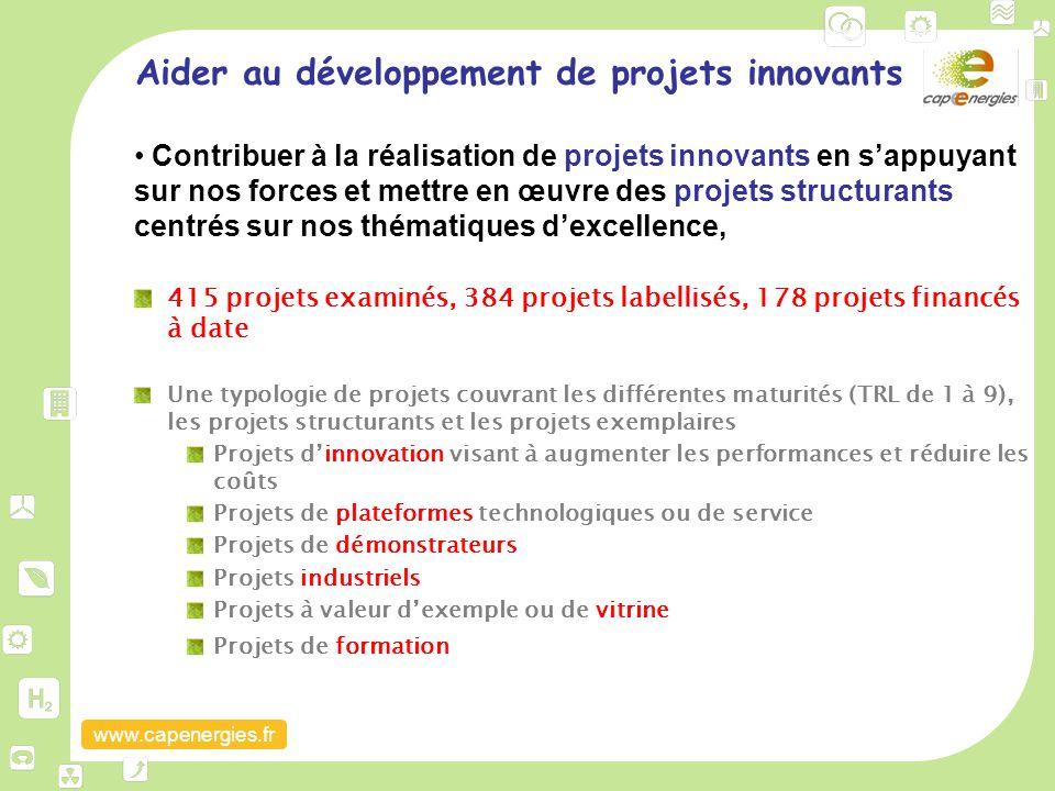 Aider au développement de projets innovants