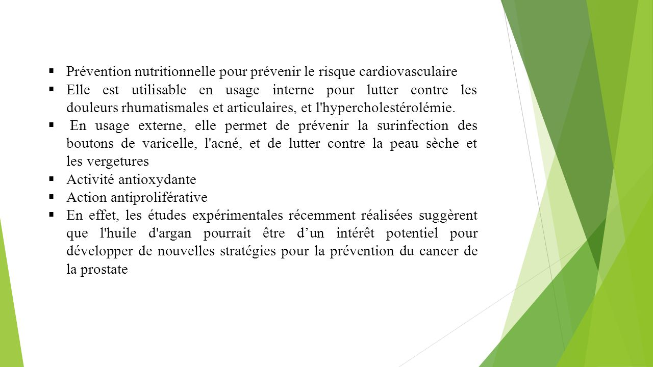 Prévention nutritionnelle pour prévenir le risque cardiovasculaire