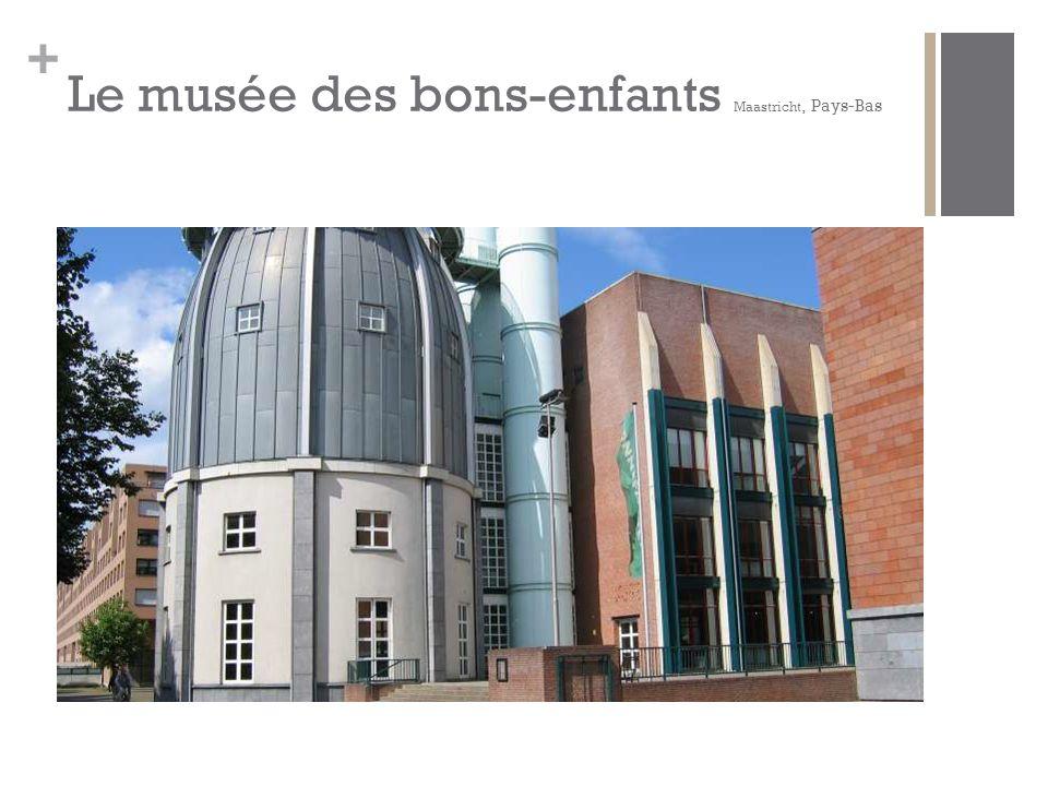 Le musée des bons-enfants Maastricht, Pays-Bas