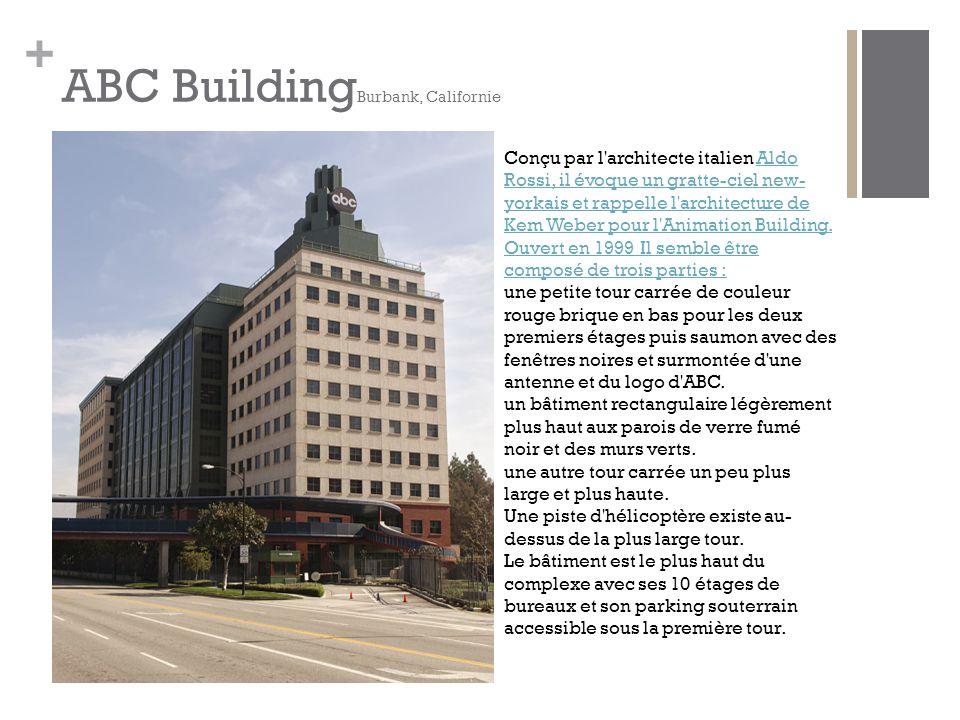 ABC BuildingBurbank, Californie