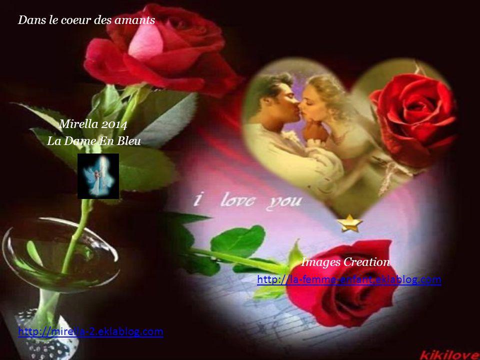 Dans le coeur des amants